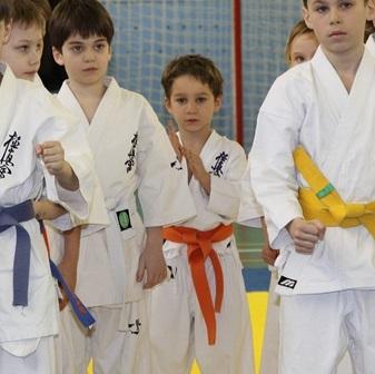 Первенство среди детей младшего и среднего возраста по кумитэ
